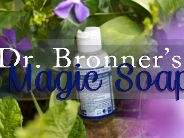 REVIEW: Dr. Bronner's Magic Soap (Hemp and Peppermint)