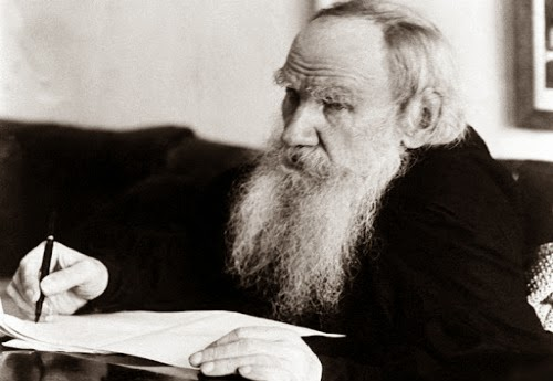 Leo Tolstoy and life lessons