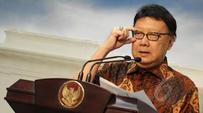 Hadapi Soal Hak angket Dpr, Mendagri Tjahjo Kumolo Akan minta fatwa Mahkamah Agung