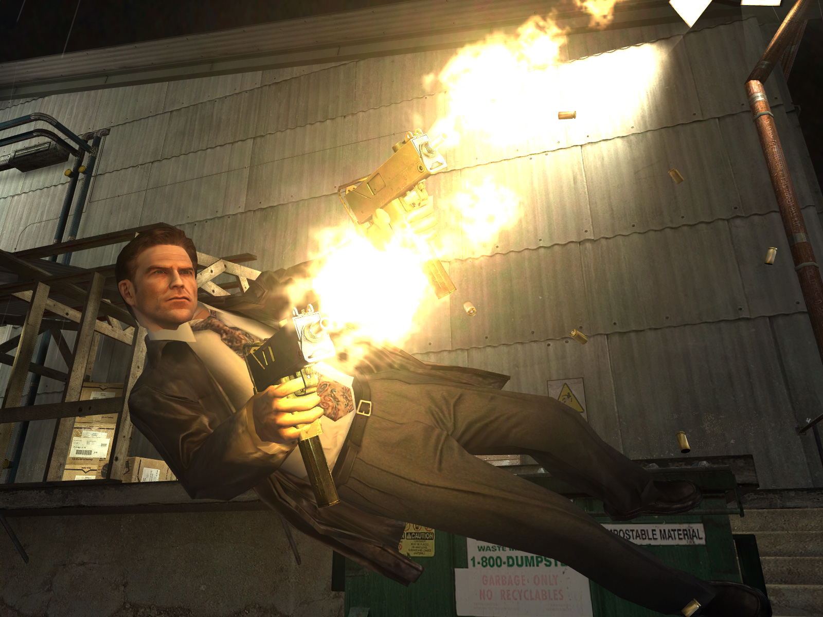 Revisiting Max Payne 2