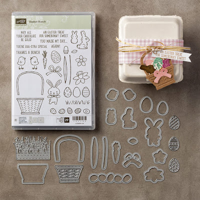 Stampin' Up! UK Independent Demonstrator Susan Simpson, Craftyduckydoodah!, Basket Bunch, Supplies available 24/7 from my online store,