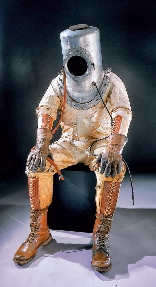 apollo space suit development - photo #38