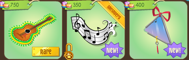Plus There Are More New Music Den Items Being Sold! How Do You Plan To  Celebrate Make Music Day? The Horses Of Jamaa Are Set To Make An Escape In  Three Days ...