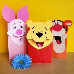 Tudo Para Uma Festinha Muito Original Do Ursinho Pooh