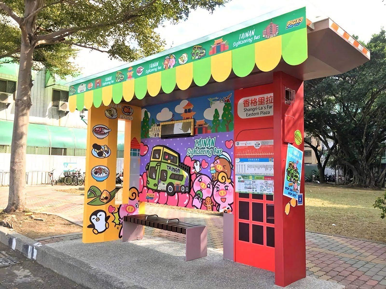 台南開頂雙層觀光巴士成幽靈公車?|市府透過套票、異業結合、包團等方式促銷