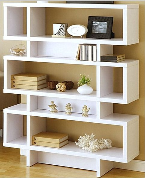 40 creative open shelving ideas for living room decor units - Open shelving living room ...