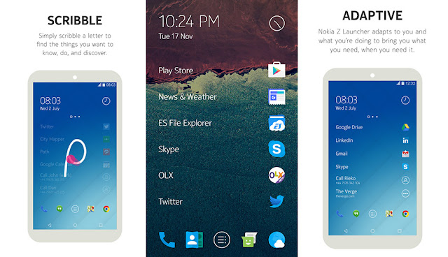Z Launcher best launchers for android