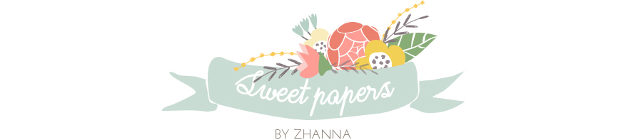Sweet Papers by Zhanna