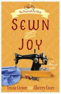 Sewn With Joy by Tricia Goyer & Sherry Gore