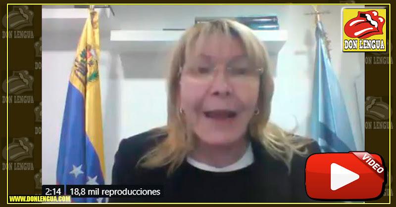 Luisa Ortega Díaz hace llamado al pueblo para salir a protestar ( tarde piaste catira )