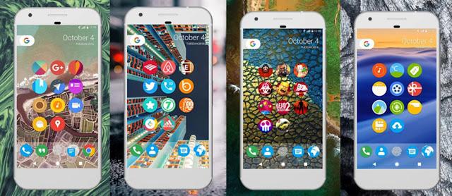 Cuma Hari Ini, 5 Icon Premium Bisa Di download Secara Gratis di Play Store