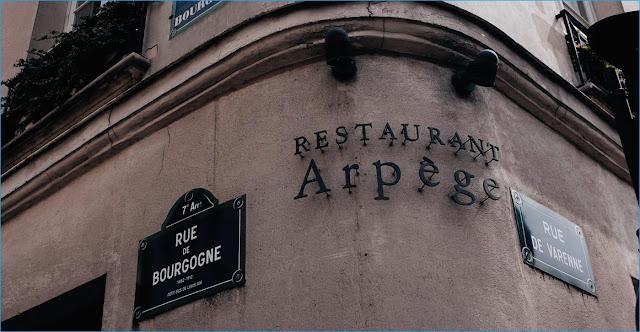 larpege rue bourgogne paris mejor restaurante