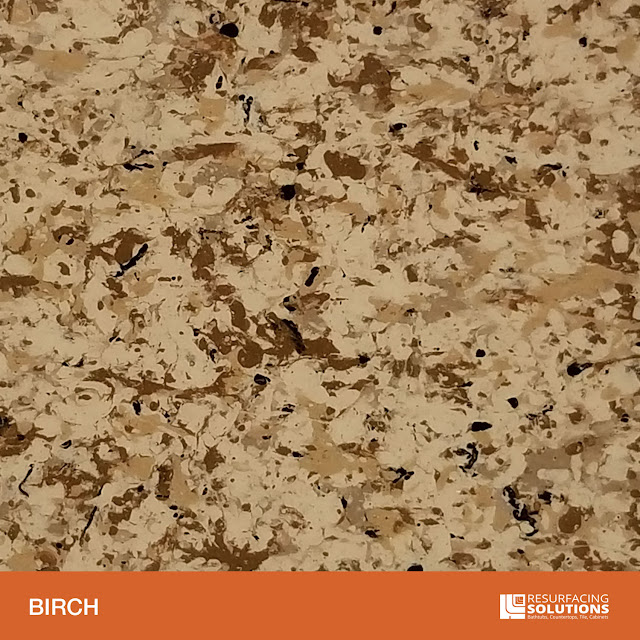Resurfacing Solutions Knoxville Faux Granite Countertop Color Sample 13
