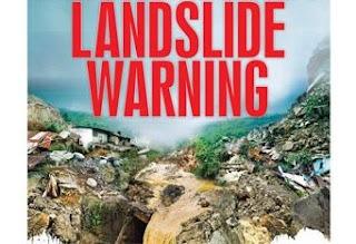 Four Districts get landslide warning