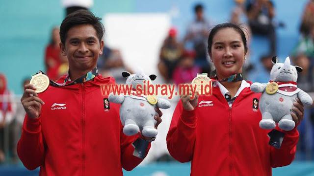 Tenis Indonesia Akhiri Dahaga Emas 16 Tahun di Asian Games
