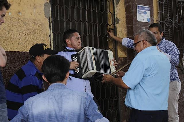 Las canciones que harán parte de la primera ronda eliminatoria del 40° Festival Cuna de Acordeones  de Villanueva – La Guajira