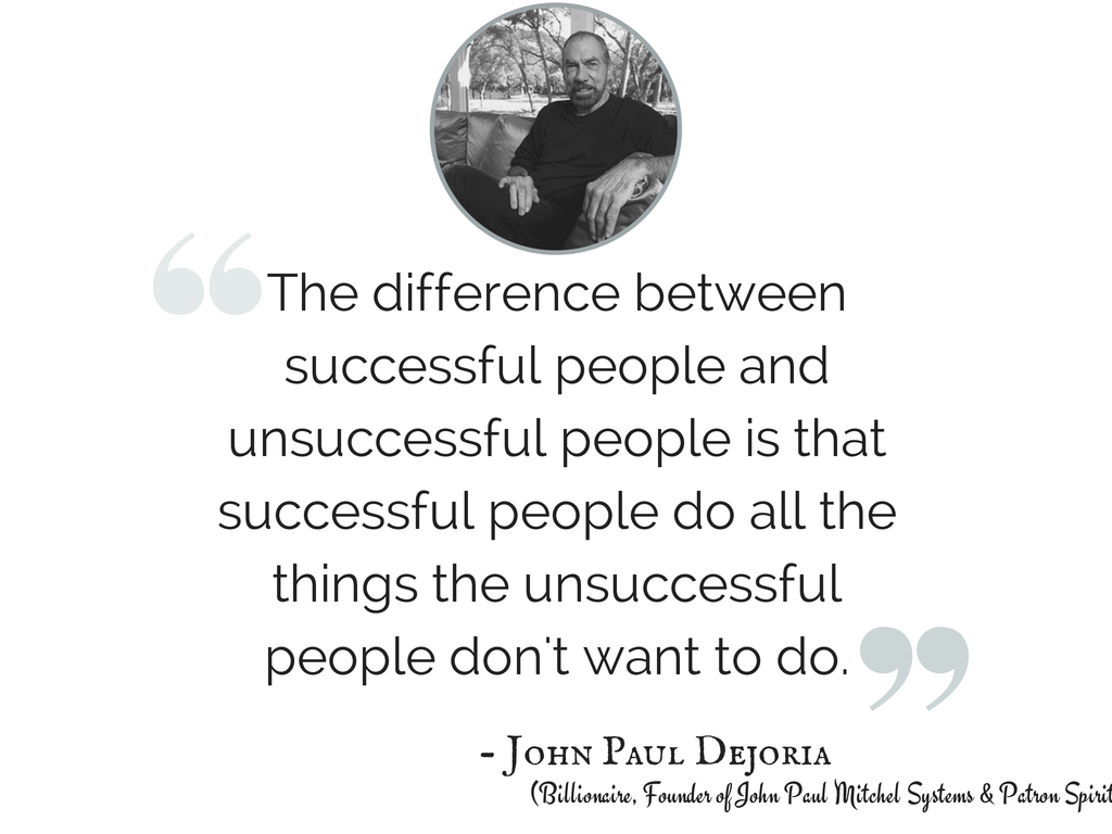 Forbex Success Stories: Top 10 John Paul Dejoria