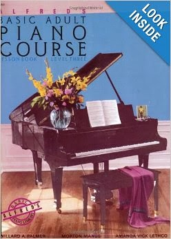 Alfred's Basic Adult Piano Course: Lesson Book, Level 3 FREE