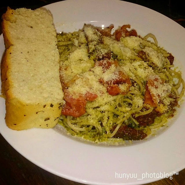 pasta from BOs