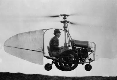 彭博社:Larry Page秘密投資新創1億美元開發「會飛的車」