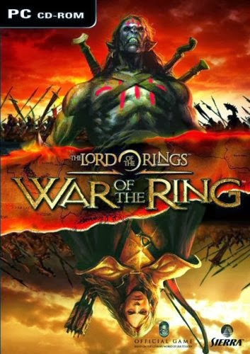 The Lords of the Ring wor game