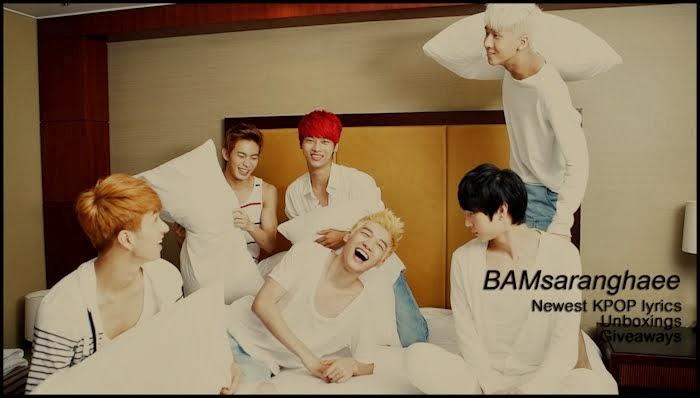 BAMsaranghae  Newest KPOP lyrics: BTS (Bangtan Boys) - O