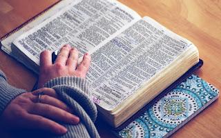 Desejando a Palavra de Deus