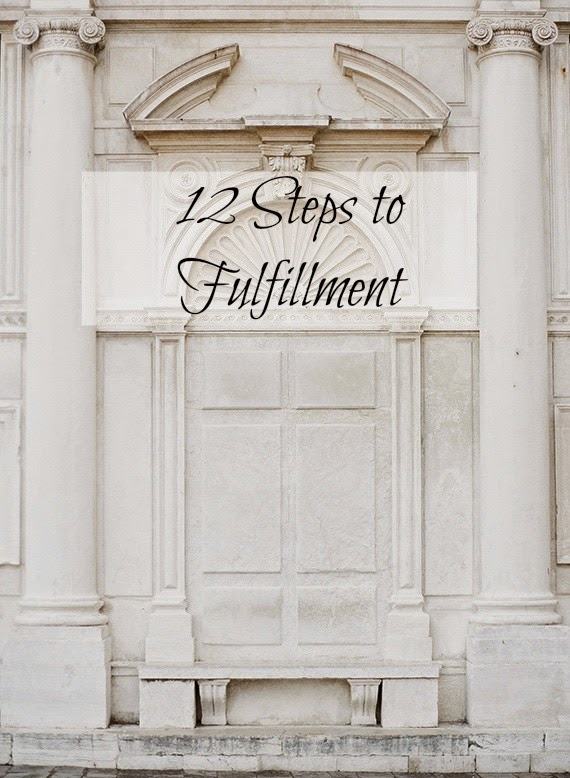 12 Steps to Fulfillment by Alan Cohen