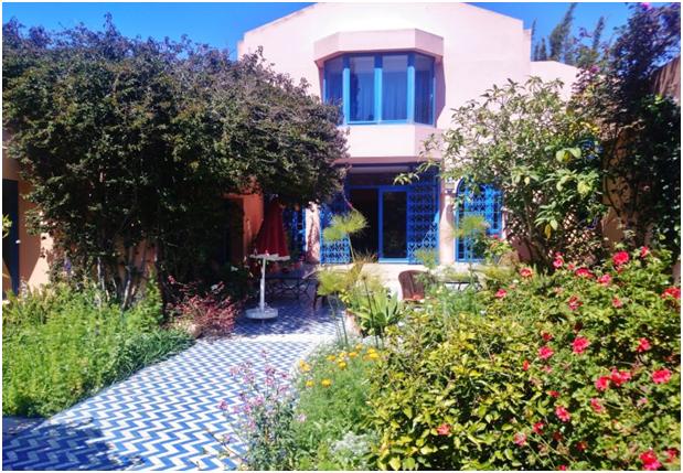Villa Mandarine (Rabat)