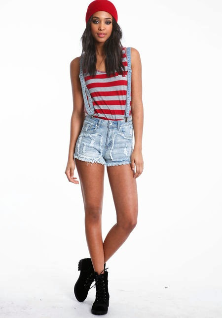 Teen Styles : 2014 Spring / Summer Teen Fashion Trends