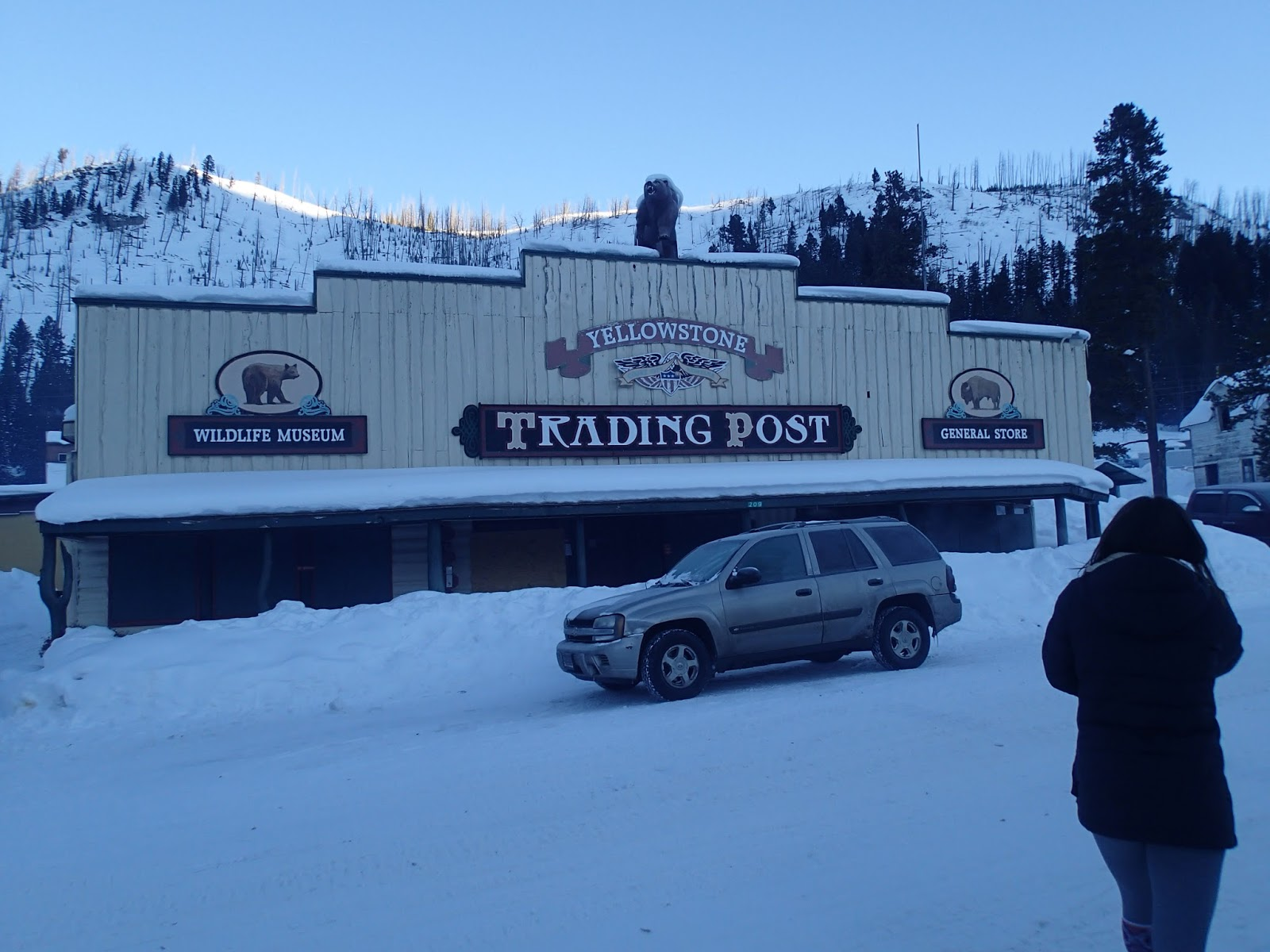 Yellowstone Trading Post Cooke City, Montana