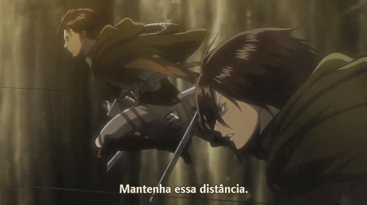 Shingeki no Kyojin – Episódio 22