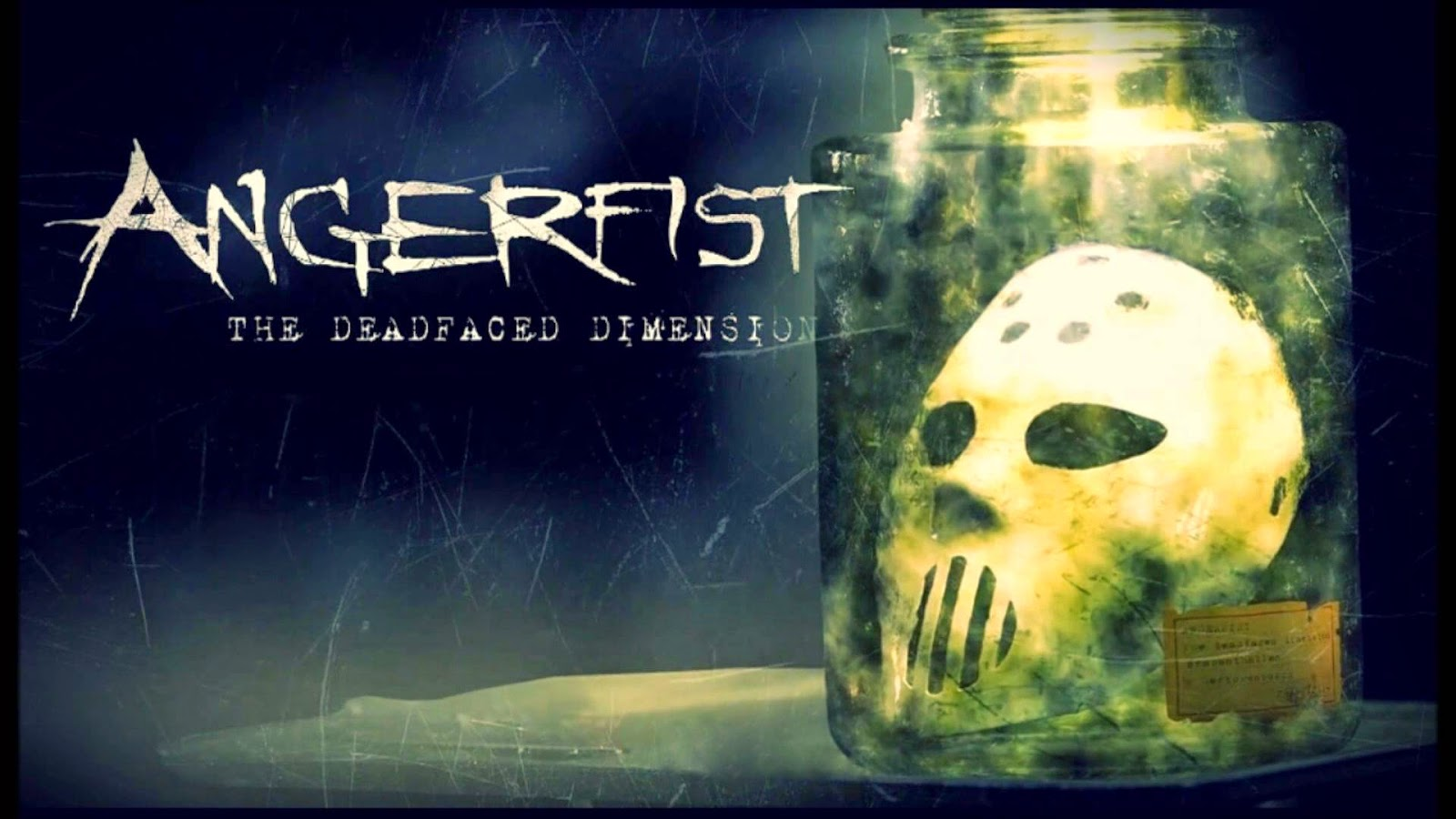 Bellabassfly Angerfist The Deadfaced Dimension Official