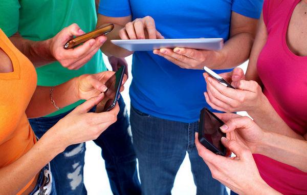 celulares com sistemas operacionais em evolução
