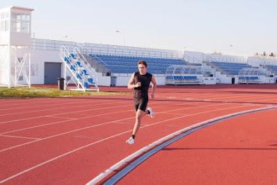 400 Meter Sprint Test to Measure Anaerobic Power and Speed