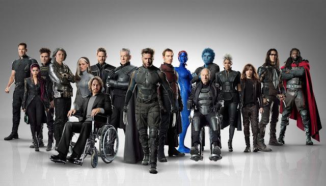Recenzja filmu X-Men: Przeszłość, która nadejdzie (2014) Hugh Jackman, Ian McKellen, Patrick Stewart, Halle Berry   Zjadacz Filmów Blog Filmowy