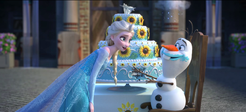 "Disney""s ""Frozen Fever"" Trailer"
