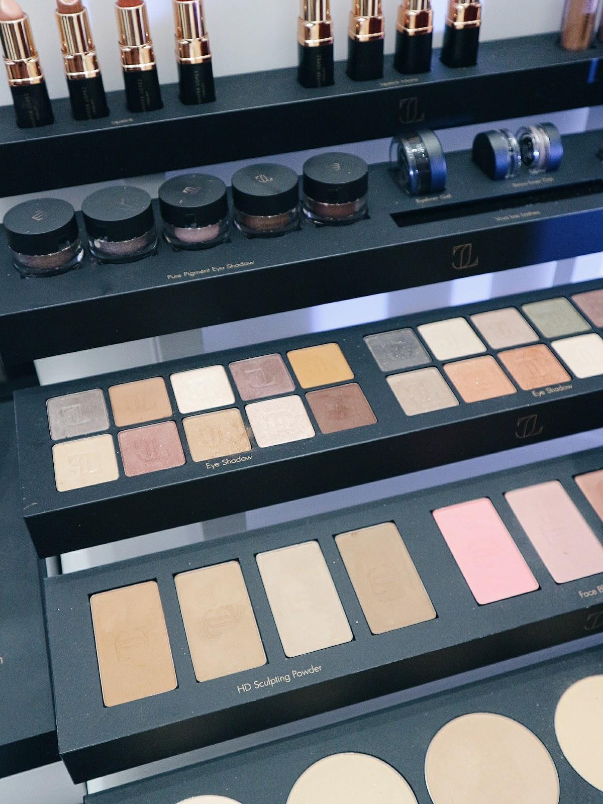 Jennifer Lopez Inglot Cosmetics Makeup collection