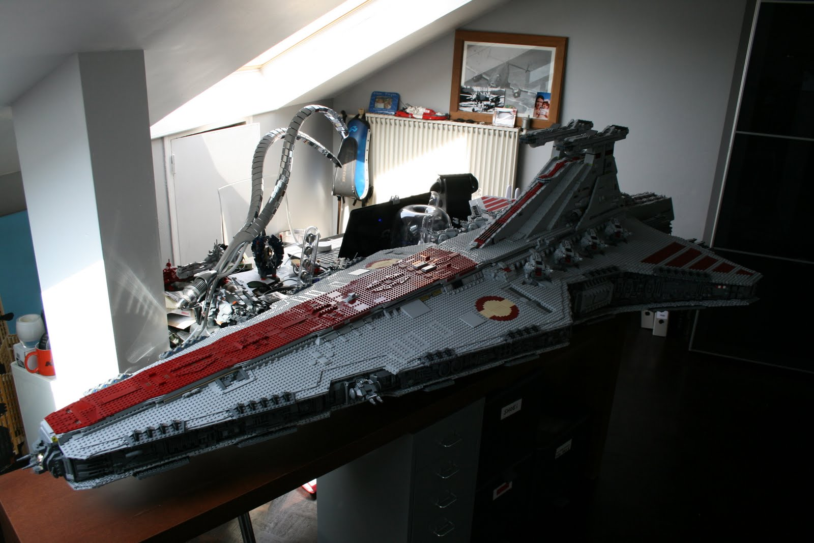 lego republic star destroyer - photo #20