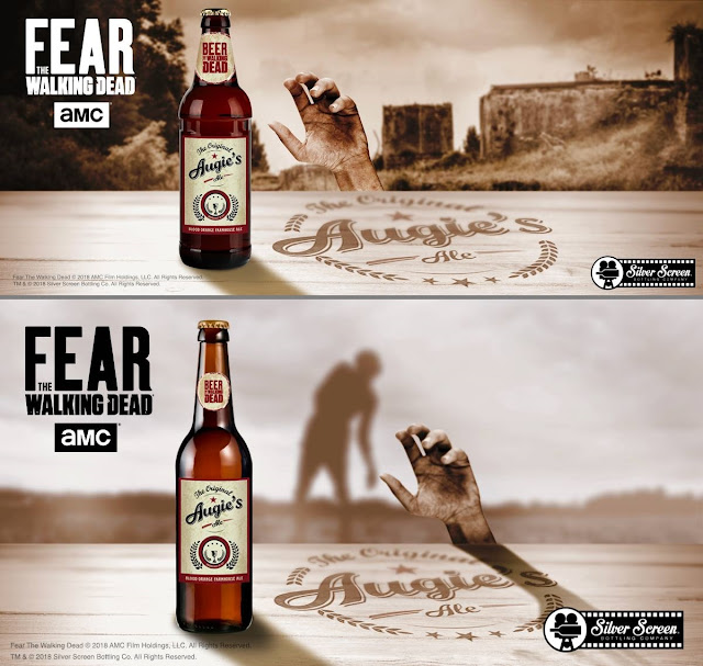 Fear the Walking Dead: birra Augies Ale