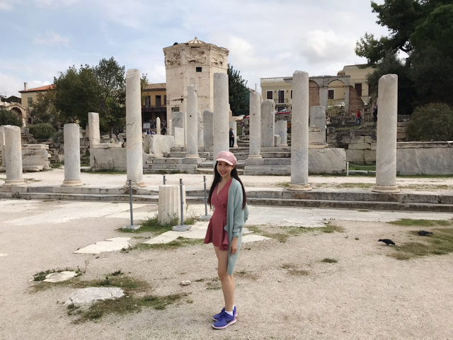 ba54af36f61d Public life in the city of Athens was concentrated in and around the Agora,  the market, a large rectangular shaded with plane trees, willows and  poplars, ...