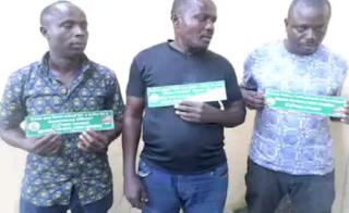 Dismissed 3 Policemen