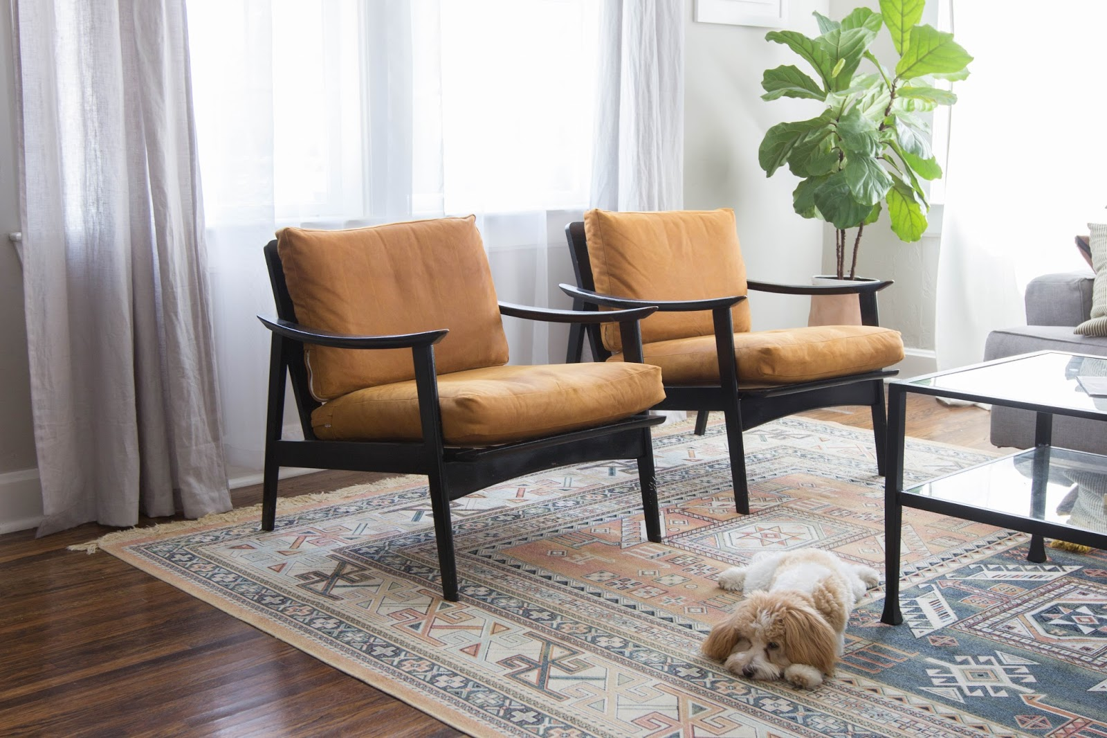 A While Back, Jordan And I Stumbled Across These Two Midcentury Modern  Chairs At A Local Antique Store. We Had Our Eyes On Two Chairs At West Elm  We Wanted ...