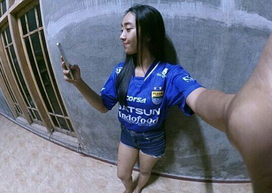 Bobotoh Cantik Persib | Bidadari Tribun Maung Geulis