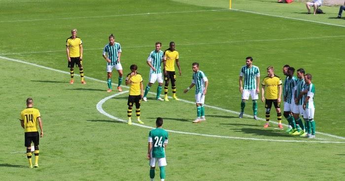Beticada Borussia Dortmund Vs Betis 2 0 Una Nueva