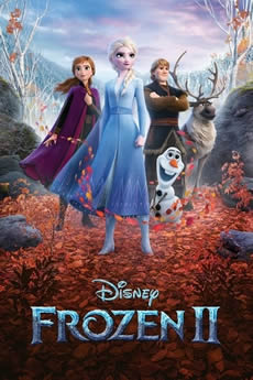 Capa Frozen 2 Torrent – BluRay 720p | 1080p Dual Áudio Torrent (2020) Download