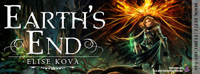 Earth's End Book Blitz banner