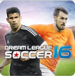 Dream League Soccer 2016 Mod APK Data Unlimited Money