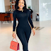 Tonto Dikeh parades her curves in figure-hugging catsuit