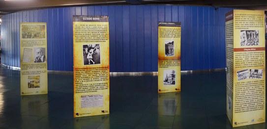Exposição no TRE-BA conta a história do voto no país